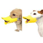 Anti Biss Ente Mundform Pet Mund Abdeckungen Anti Called Maulkorb Masken Haustierzubehör