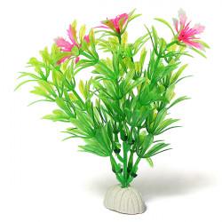 Aquarium künstliche Wasserpflanze Aquarium Ornament Dekoration 14cm