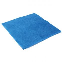 Aquarium Biochemical Cotton Filter Foam Sponge Blue For Fish Tank