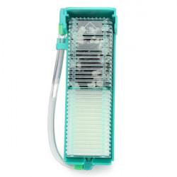 Akvarium Syre Pump Sten Svamp Filter