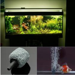 Aquarium Hydroponik Belüfter Luft Stein Blase Fish Tank