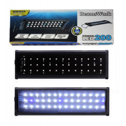 Aquarium LED Licht Beamswork LED 200 12 18 Zoll
