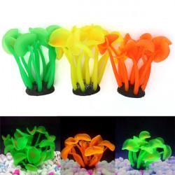 Aquarium Simulation Soft Non-toxic Coral Decoration Landscaping