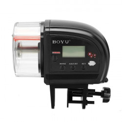 BOYU ZW-66 LED Fish Food Feeder Aquarium Automatic Timer For Fish Tank