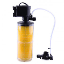 Boyu SP-1000Ⅱ300L/h 8W Aquarium Filter Internal Submersible Filter