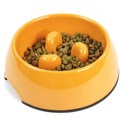 DB-05B Pet Bowl Stop Eating Stainless Steel Dog Bowl