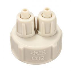 DIY CO2 System Kit Generator Tilbehør Flaske Cap