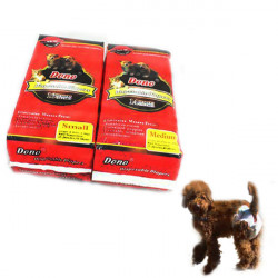 DONO Pet Physiological Pants Diapers Dog Diapers Cat Diapers