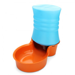 Dog Cat Simple Water Drinking Pet Feeder