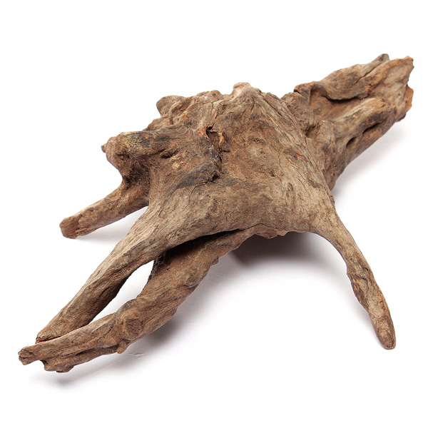 Driftwood Root log Stump cuckoo root Aquarium Decoration Pet Supplies