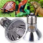 E27 Reptile Halogen Spotlights Warm Basking Full Spectrum UVA UVB Bulb Pet Supplies