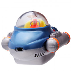 Explorer Submarine Action-Air Akvarium Ornament