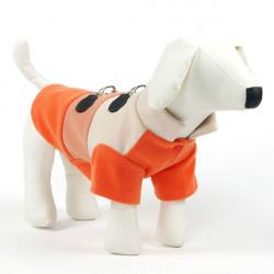 Fashionabla Husdjur British Style Vinter Varm Härlig Kappa Hund T-shirts