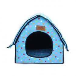 En Sidodörr Multi Dot Husdjur Hund Katt House