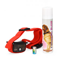 PET-805C Automatic Spray Training Collar Dog Bark Control Trainer