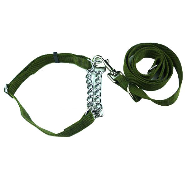 Schoßhund Armee Grün Zugseil Zugkraftgurt Brustgurte Kragen Haustierzubehör