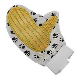 Pet Dog Cat Grooming Glove Hair Brush Massage Comb