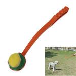 Hund Welpen Outdoor Training Werkzeug Kugelwerfer Launcher Haustierzubehör