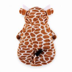 Pet Giraffe Stil starke warme Baumwollhundekatze Mantel Kostüm Winter