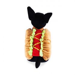 Husdjur Hot Hund Hamburger Kläder Hund Katt Kostym Kappa