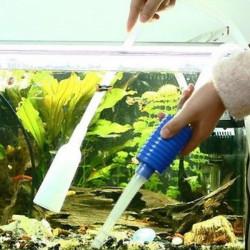 Siphon Vacuum Water Pump Gravel Cleaner Aquarium Filter