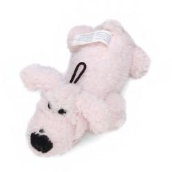 Mjuk Plysch Squeaky Hund Style Leksak för Husdjur Hundar Katter