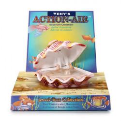 Tropical Clam Aktion Air Aquarium Verzierung