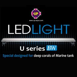 UP PRO U BW 15 Aquarium Licht für Deep Korallen von Marinebehälter 18Zoll