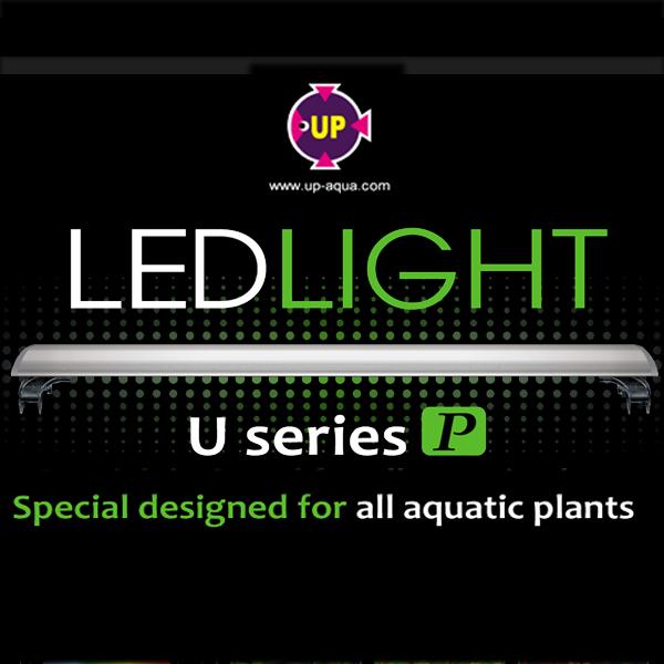 UP PRO-UP-40 Akvarium Ljus för Vattenväxter 47Inch 120cm Husdjurstillbehör