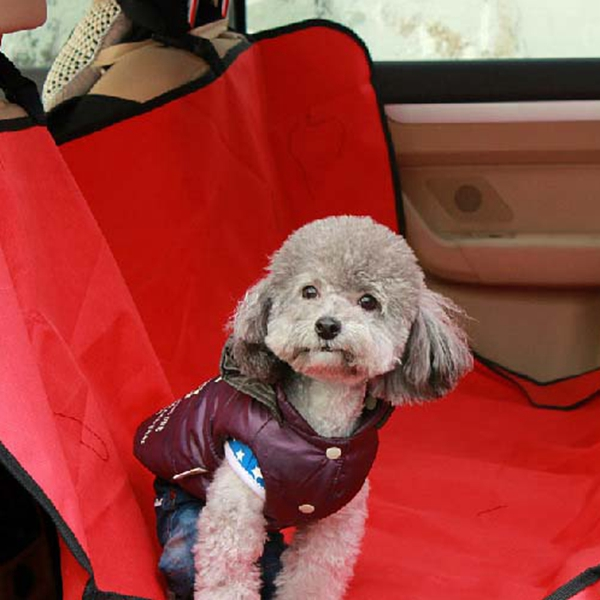 Waterproof Pet Vehicle Mat Pet Car Mat Anti-fouling Cat Dog Car Seat Pad Pet Supplies