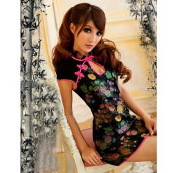 Sexy Women Appeal Cheongsam Gown