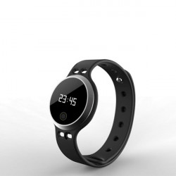 Bluetooth 4.0 Binuclear Wearable Pedometer Intelligent Bracelet Watch