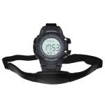 CS-010 Gym Heart Rate Sport Pedometer Hiking Men Women Wrist Watch Gym & Hiking Watch