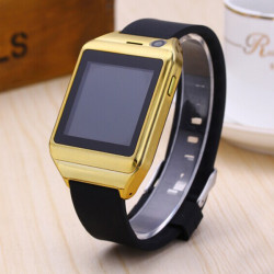 D18 Bluetooth Camera Dial Music Smart Watch For Android