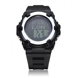 EXCELEC HQB 003 Sport Wandern Temperatur Barometer Männer Frauen Uhr