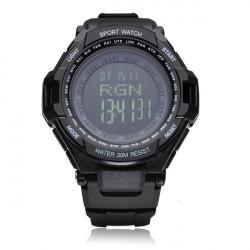 EXCELEC HQB 009 Sport Hiking Barometer Men Women Wrist Watch