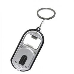 LED Light Multifunctional Beer Bottle Opener Camping Key Chain