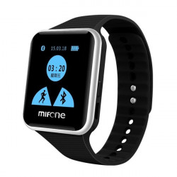 MIFONE W15 2.5D Touchscreen TPSiV Anti Allergie Bügel SmartWatch