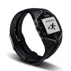 MU2 Sport Bluetooth Passometer Exercise Tracking Sleep Men Smart Watch