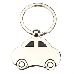 Mini Classic Car Sedan Shape Key Nøglering Zinc Alloy Vehicle Kæde