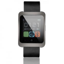 U8W Pedometer Bluetooth 4.0 Smart Phone Uhr für Andriod IOS