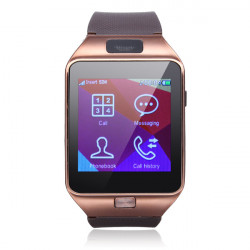 Z20 Bluetooth Ai-Watch SIM GSM Pedometer Phone Smart Watch