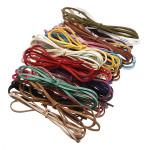 3mm Mehrfarben Leder Schnur Veloursleder Spitze DIY machen Armband Halskette Schmuckherstellung & Reperatur