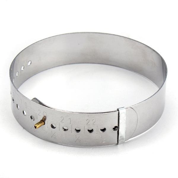 Metallarmband Spur Handgelenk Hand Armband Sizer Messen Sizing Tool Schmuckherstellung & Reperatur