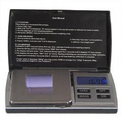 New Pocket Precision Digitalvåg (1000g Max / 0,1 G Upplösning)