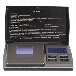New Pocket Precision Digital Scale (500g Max/0.01g Resolution)