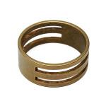 Öffnen Schließen Sprung Ring Metallring DIY Handarbeit Jewerly Werkzeugbau Schmuckherstellung & Reperatur