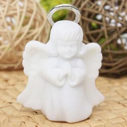 White Angel Modell Schmuckkästchen Ring Halsketten Anhänger Vitrine Geschenk