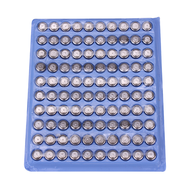 100PCS LR41 Cell Button Coin Battery Watch Toys Electronic Calculator Watch Tools