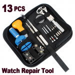 13PC Watch Repair Tool Kit Battery Bracelet Repairs Watch Tools